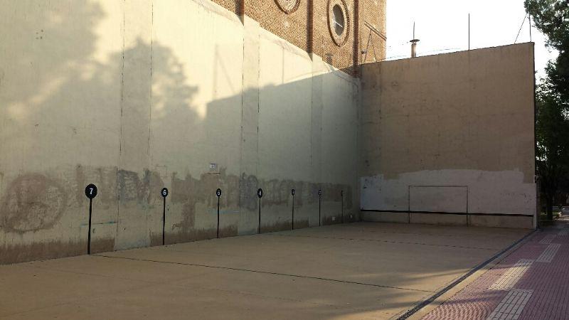 Frontón IDE Nuestra Señora del Rosario