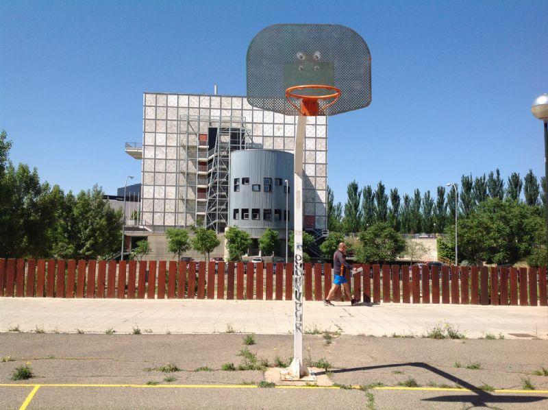 Baloncesto IDE Plaza Ortilla