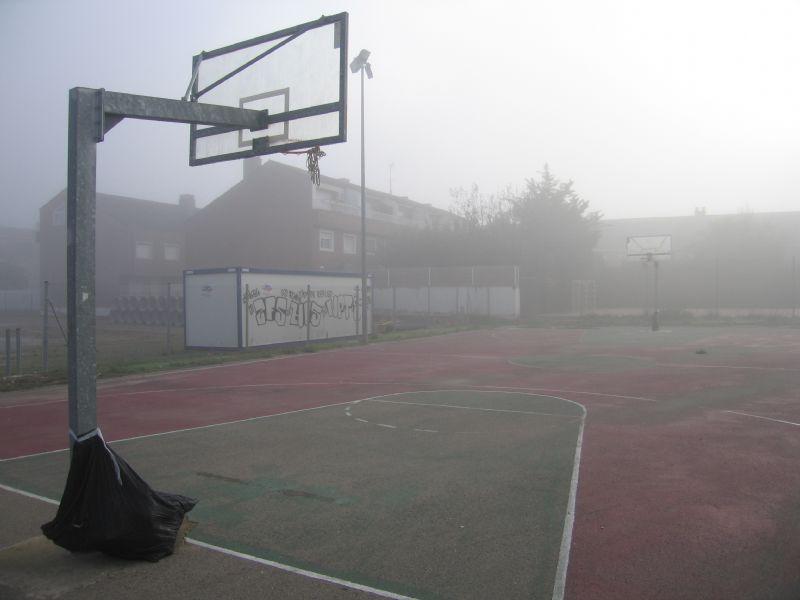 Baloncesto IDE Calle Parque Claret [Fecha: 14/11/2011]