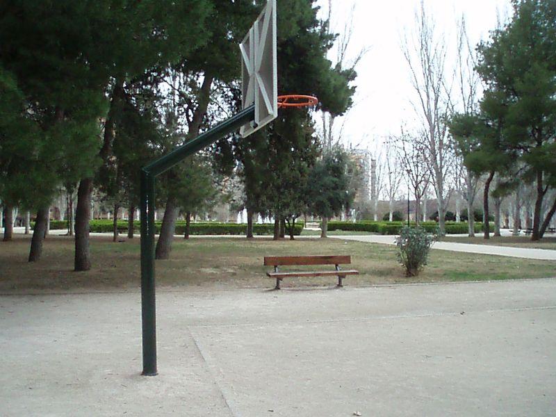 Baloncesto IDE Parque de la Taifa de Saracosta [Fecha: 26/02/2014]