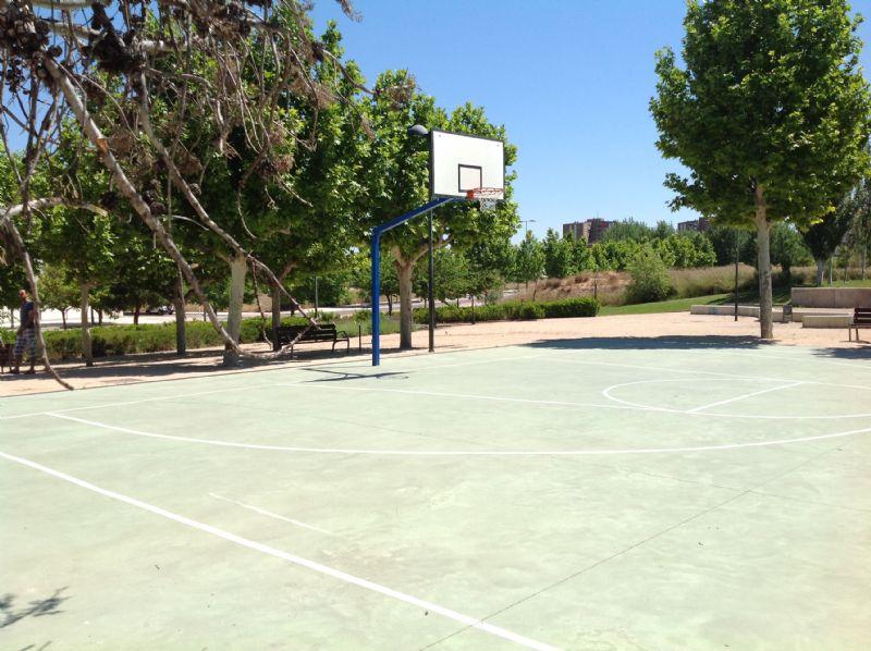 Baloncesto_IDE Parque Ciudad de Maska