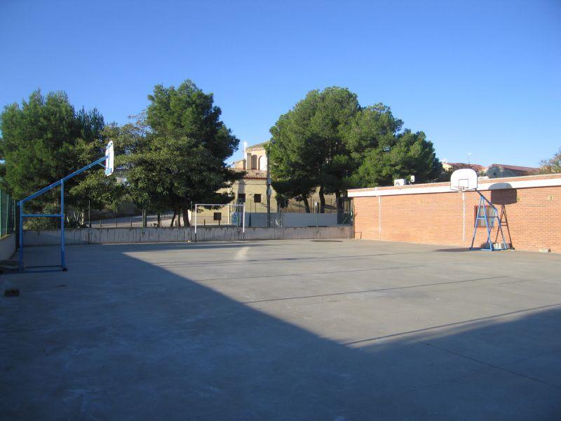Fútbol sala/Baloncesto IDE Junta Vecinal El Paradero [Fecha: 14/11/2011]