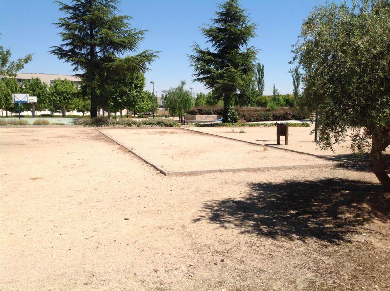 Petanca, nº 4_IDE Parque Ciudad de Maska