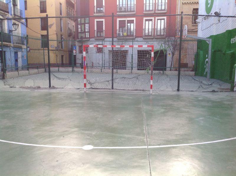 Fútbol sala IDE Casta Alvarez