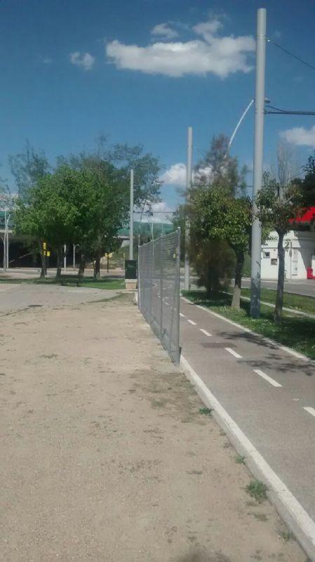 Vallado proteccion [Fecha: 19/04/2016]