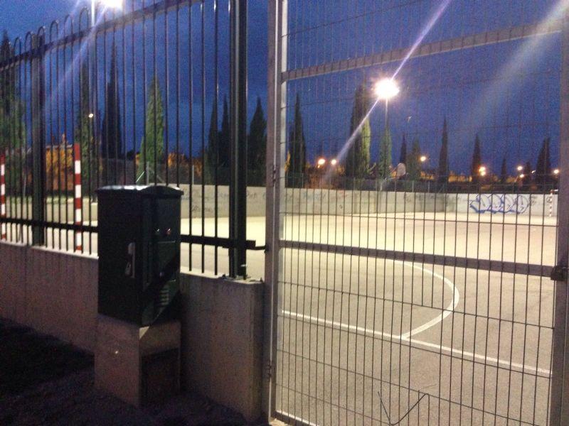 Fútbol Sala IDE Manuel Lahoz [Fecha: 27/04/2016]