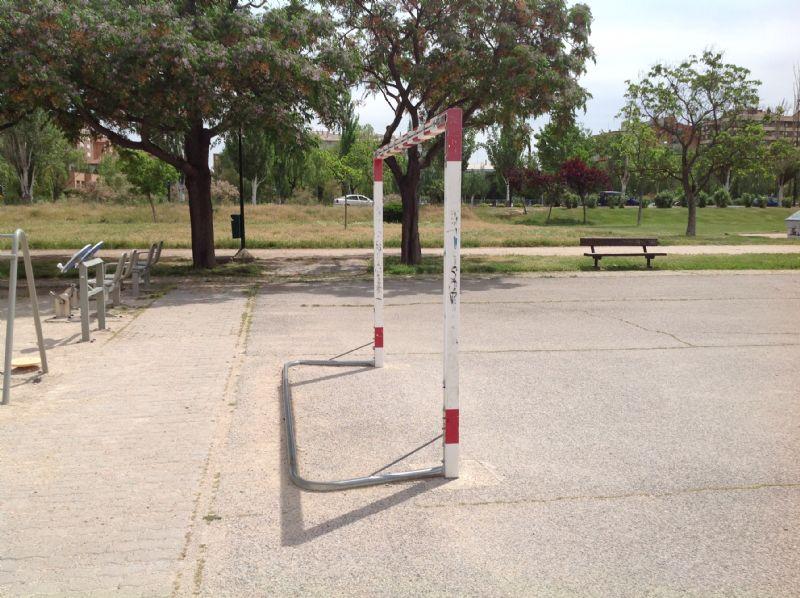 Fútbol sala IDE Parque d los Poetas