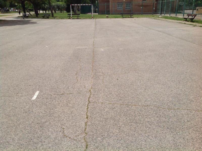 pavimento  [Fecha: 05/05/2015]