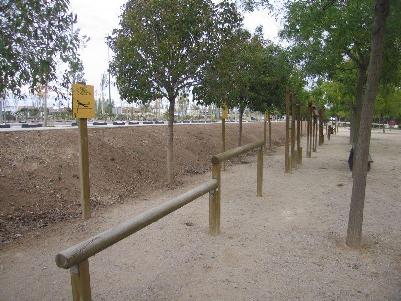 Estación Gimnasia Senior IDE Jartín Estepario [Fecha: 14/11/2011]