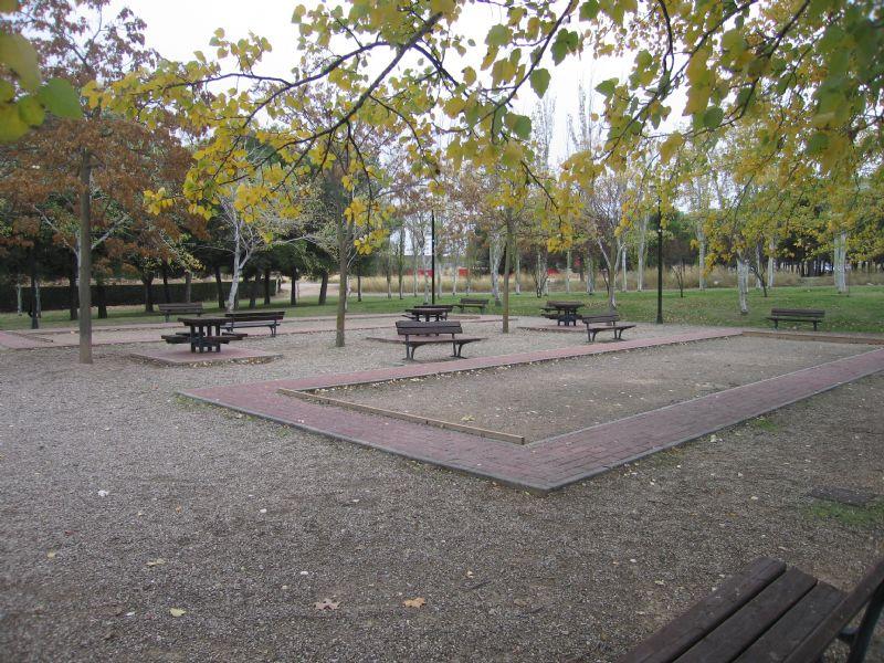 Petanca nº 1  IDE Parque de la Razón