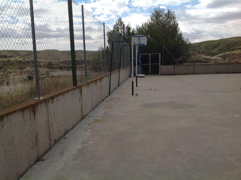Fútbol sala/Balonmano IDE Junta Vecinal El Paradero [Fecha: 15/06/2016]