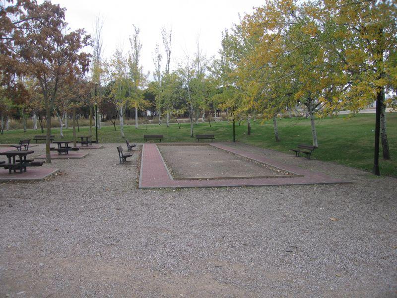 Petanca nº 2 IDE Parque de la Razón