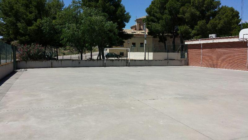 Fútbol sala/Balonmano IDE Junta Vecinal El Paradero [Fecha: 10/07/2014]