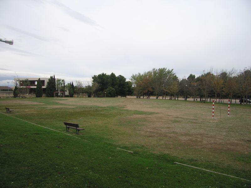 Fútbol sala IDE Parque Felix Azara [Fecha: 15/11/2011]