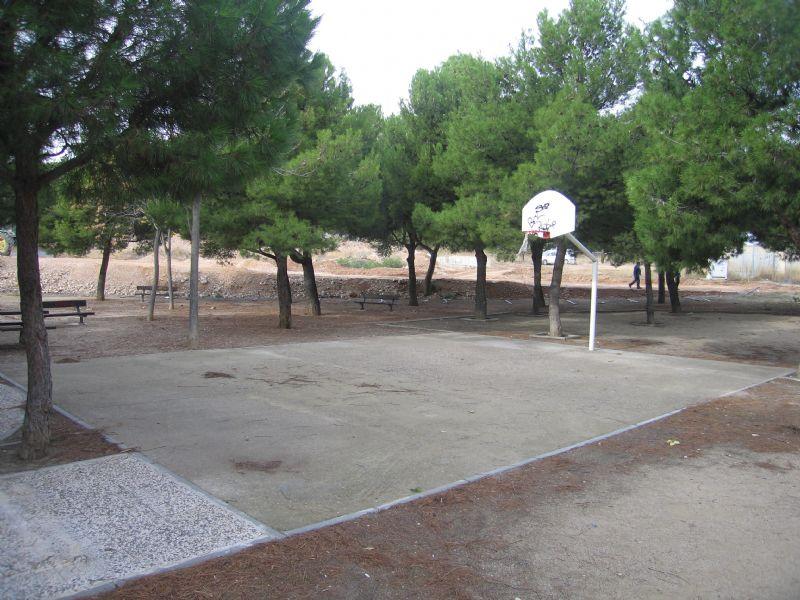 Baloncesto IDE Avenida de los volcanes