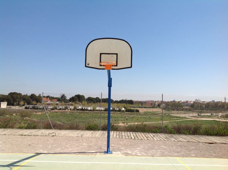 Pista de Baloncesto [Fecha: 07/04/2015]