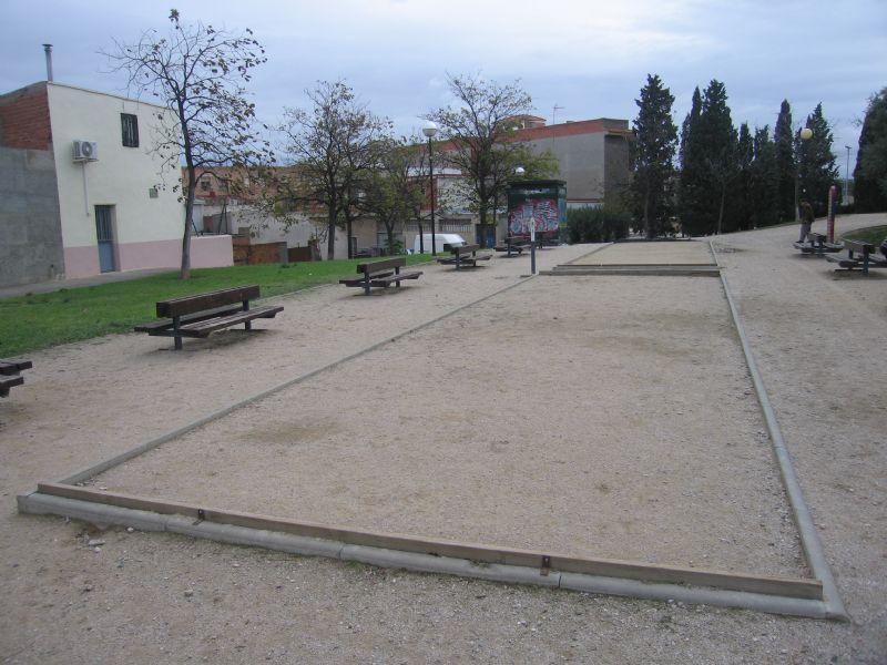 Petanca nº 4 IDE Parque Estrella Polar [Fecha: 15/11/2011]