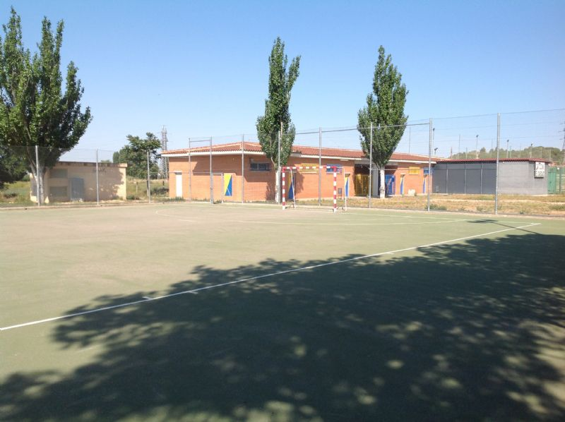 Fútbol sala IDE Calle Cristo Rey