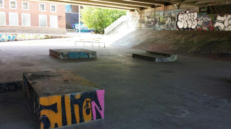 IDE Skate Almozara