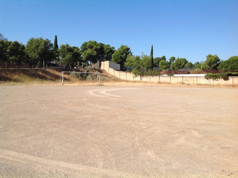 Vista campo exterior [Fecha: 23/08/2016]