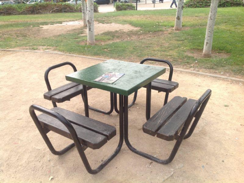 Ajedrez IDE Parque de la Sedetania
