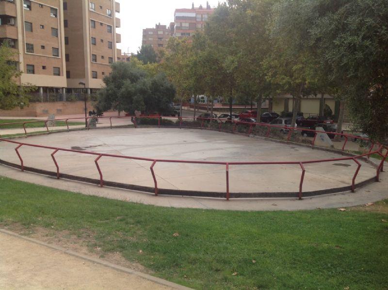 IDE Parque de la Sedetania