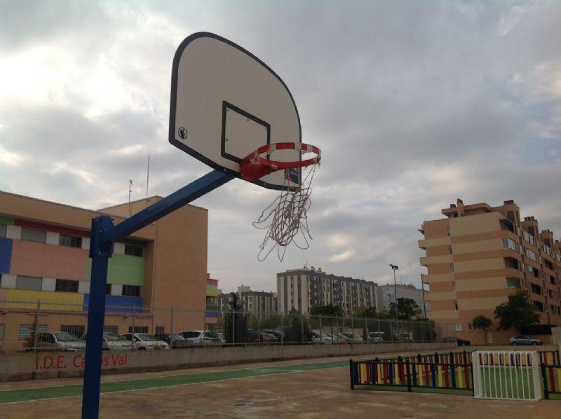 Pista de baloncesto 2 [Fecha: 06/10/2016]