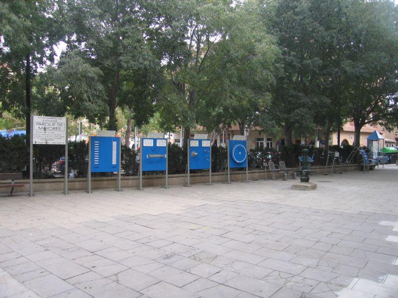 Estación Gimnasia Senior [Fecha: 16/11/2011]
