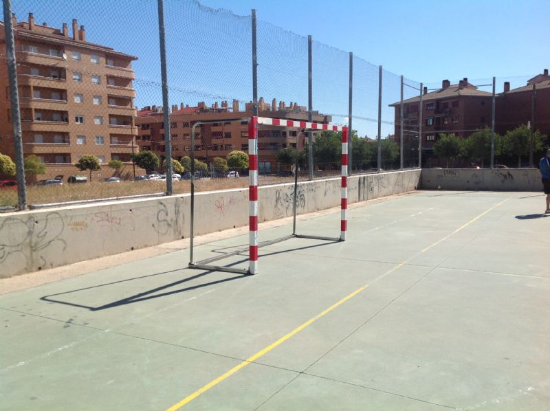 Fútbol sala IDE Federico Ozanam