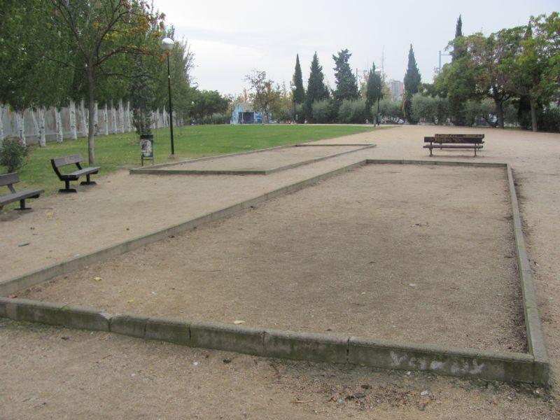 Petanca nº 1 IDE Parque del Buen Humor