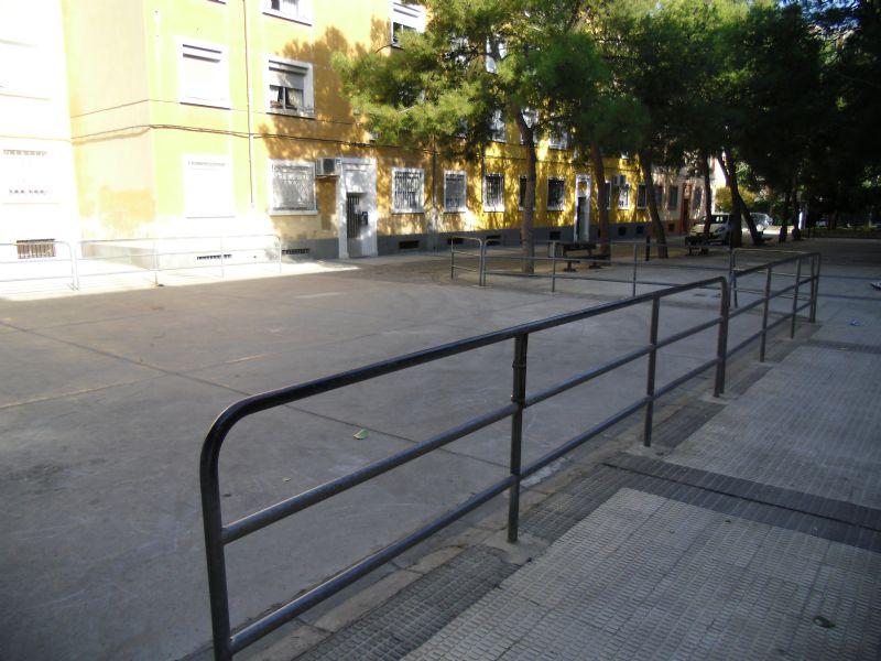 Patinaje, IDE Calle Sicilia