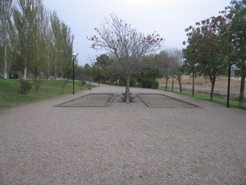 Petanca nº 1 IDE Parque dlel Conocimiento