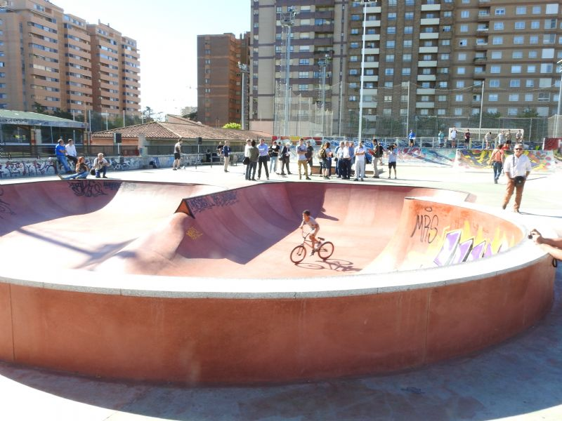 Skate Park Ignacio Echeverría