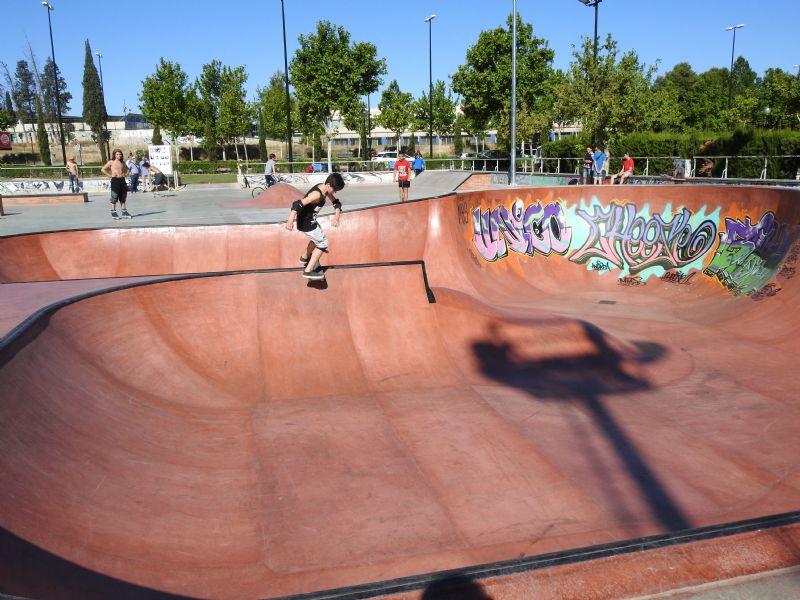 IDE Vía Hispanidad/ Skatedromo
