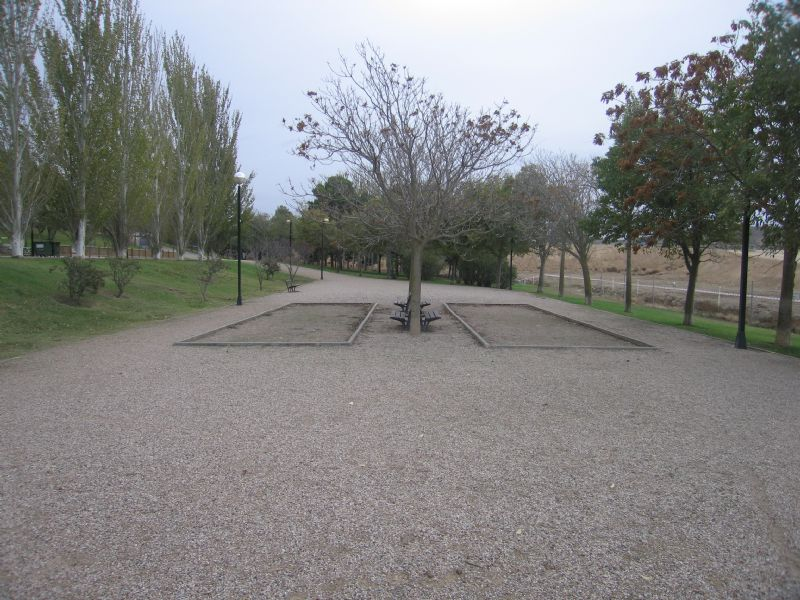 Petanca nº 2 IDE Parque dlel Conocimiento