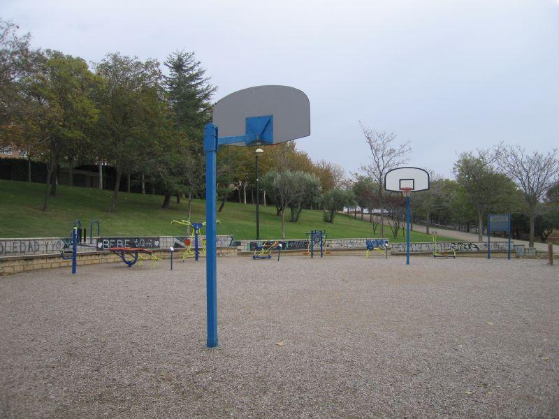 Baloncesto IDE Parque del Conocimiento