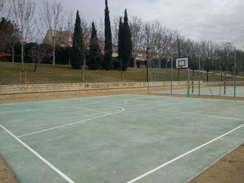Pista del Baloncesto IDE Parque del Conocimiento