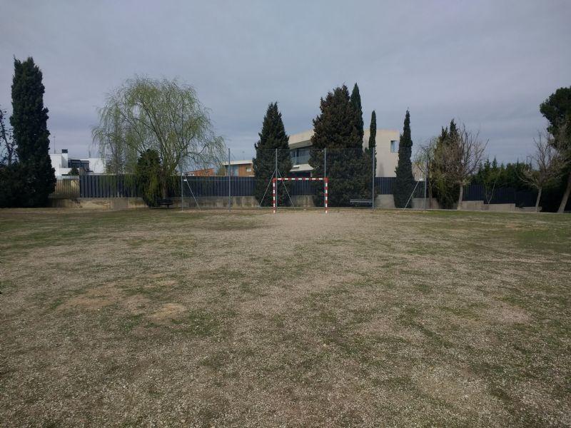 Fútbol sala IDE Parque Félix de Azara