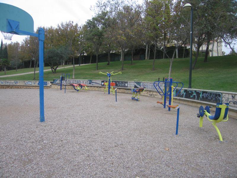 Estación Gimnasia IDE Parque del Conocimiento