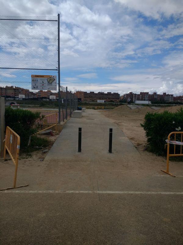 Pump Track IDE Calle El Coloso