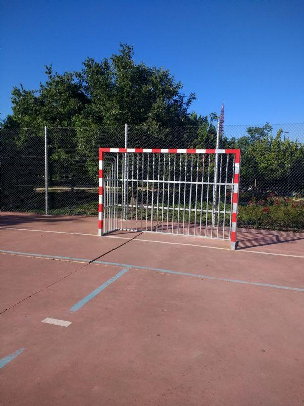Fútbol sala IDE Parque Crónica del Alba