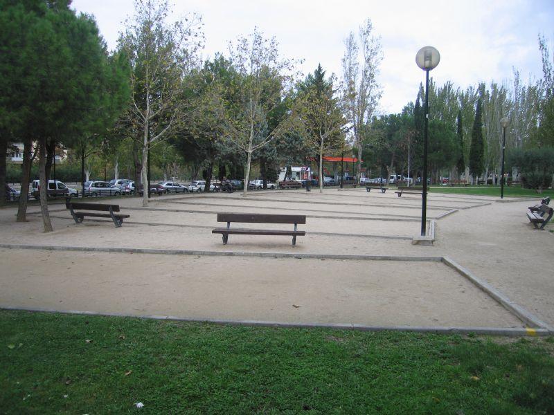Petanca nº 1 IDE Parque Camino las Torres
