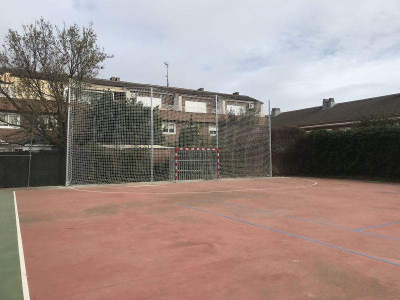 Fútbol sala /balonmano IDE Calle Padre Claret