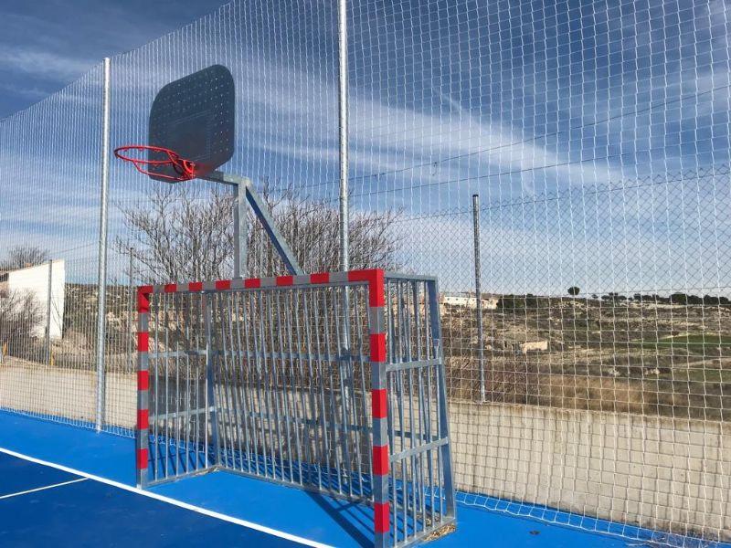 Baloncesto IDE Junta Vecinal El Paradero