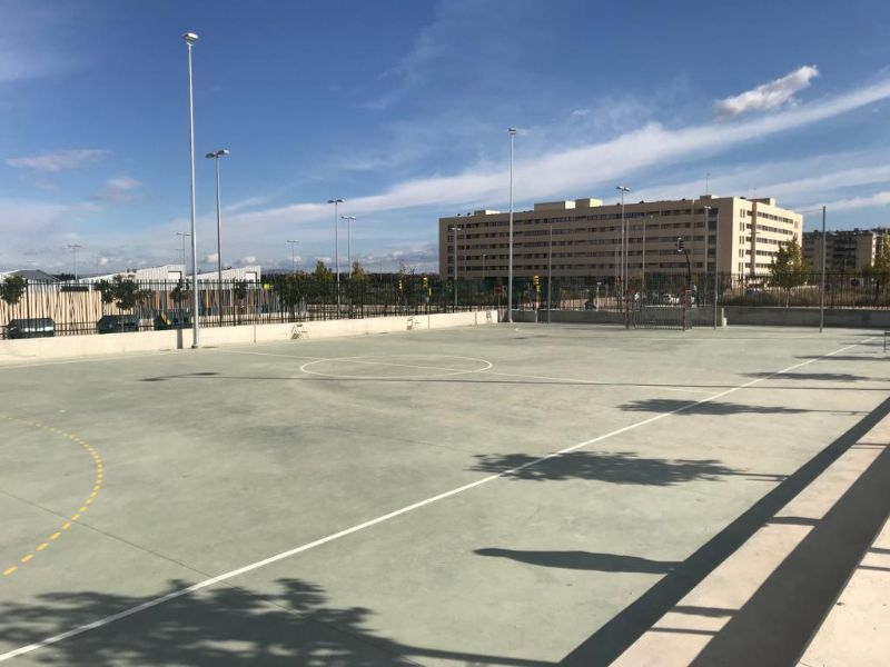Pista de Fútbol/sala