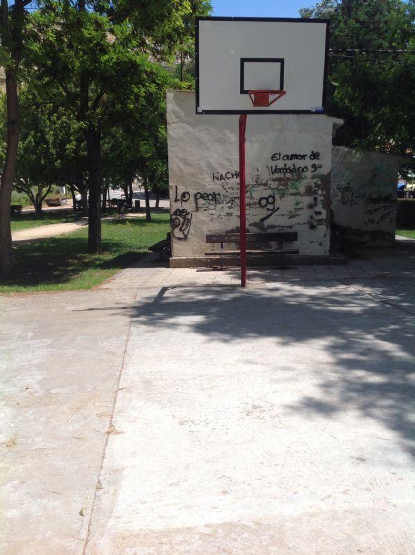 Pista de Baloncesto 3x3
