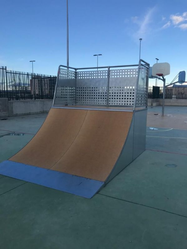 Skate Park Arcosur