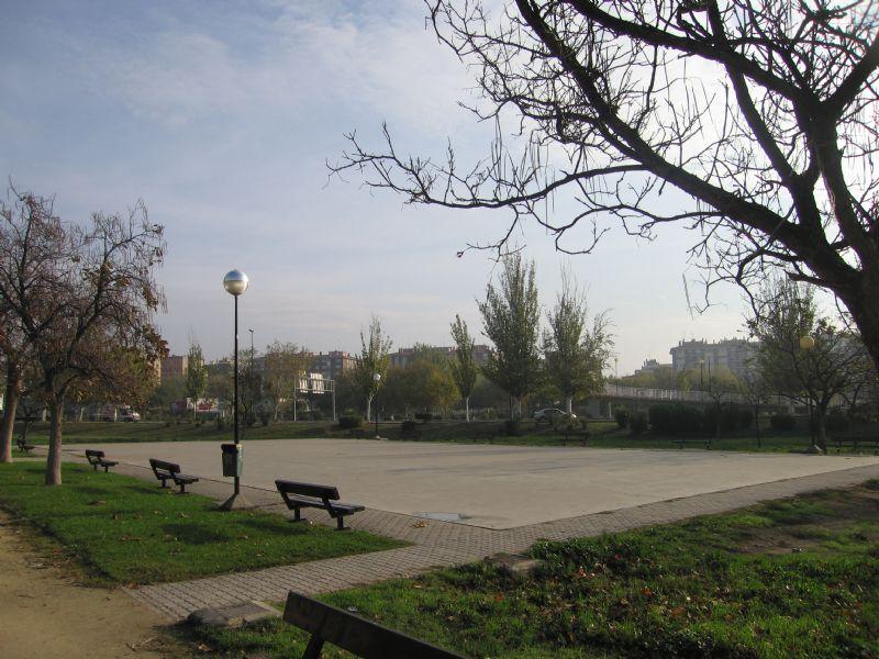 Multiusos IDE Parque Che Guevara
