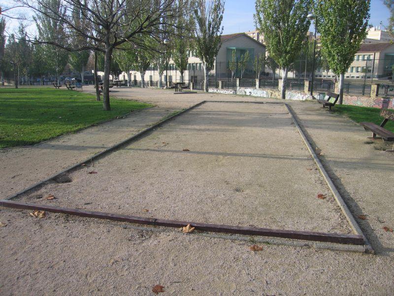 Petanca nº 2 IDE Parque Che Guevara