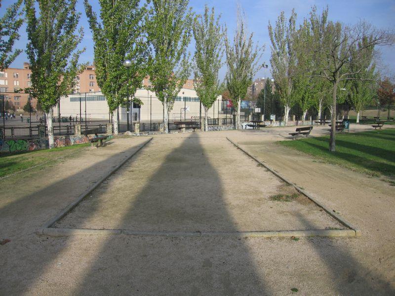 Petanca nº 1 IDE Parque Che Guevara